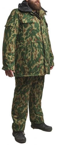 Russian VSR winter uniform, surplus