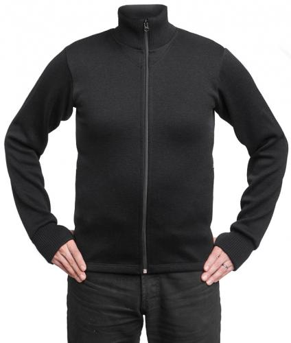 Särmä Merino Wool Sweater w. Zipper