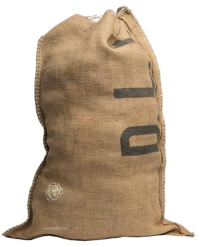 Danish hessian sack, surplus