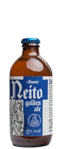 Mustan Virran Panimo Suomi-Neito Golden Ale