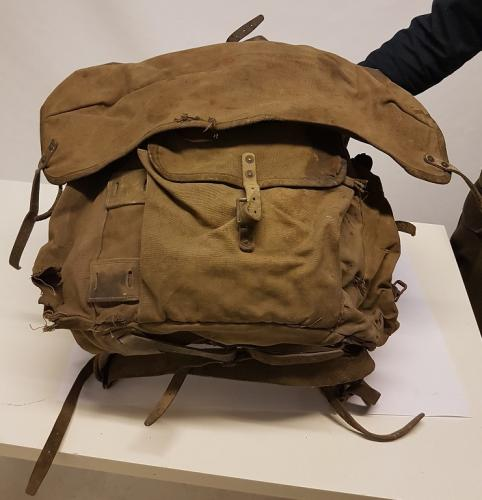 Finnish M/28 backpack #2