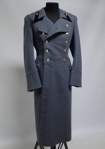 Soviet officer's greatcoat #1