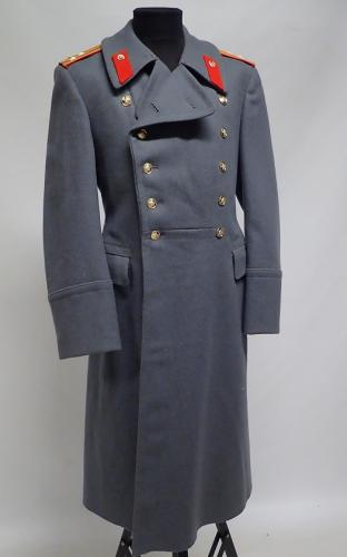 Soviet officer's greatcoat #2