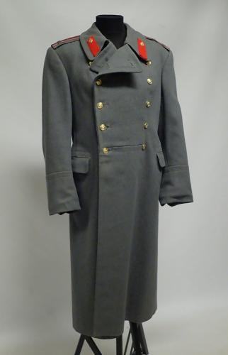 Soviet officer's greatcoat #3