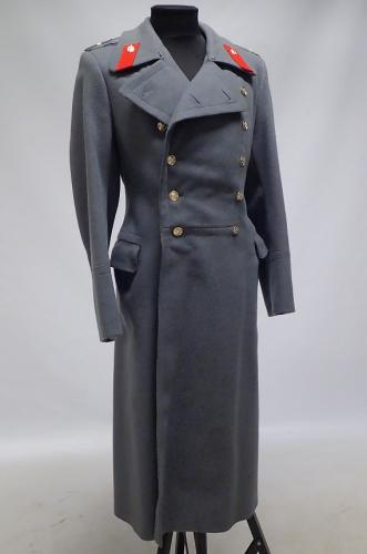 Soviet officer's greatcoat #4