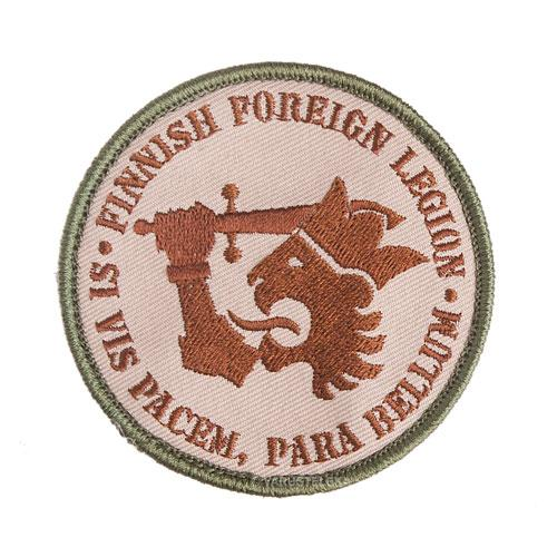 Kaaos Gear Finnish Foreign Legion morale patch