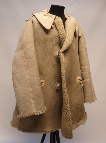 Wehrmacht shearling coat #1