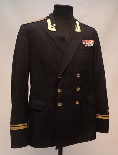 CCCP navy coat, Captain, 50-6
