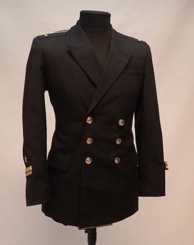 CCCP navy coat, Senior Lieutenant, 46-2