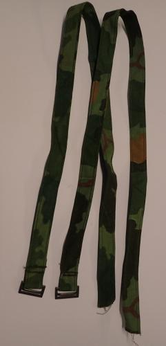 USMC pack strap pair #1