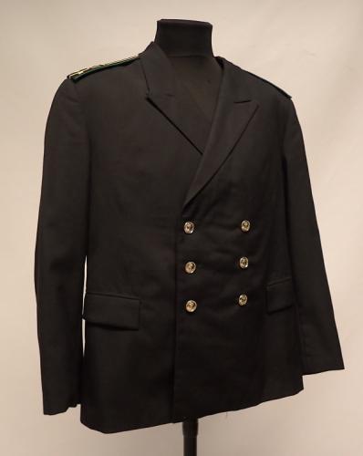 CCCP navy coat, Captain, 54-3