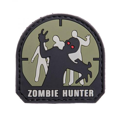 Zombie Hunter PVC morale patch