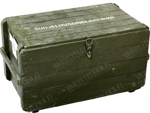 FDF storage box, surplus