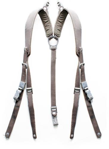BW webbing suspenders, older model, surplus