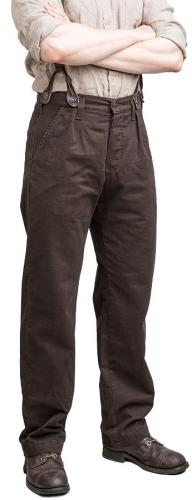 Särmä Worker Trousers, brown