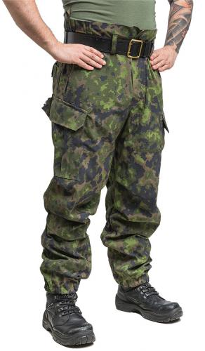 Russian Gorka 3K field trousers, camouflage, new model, Jagel