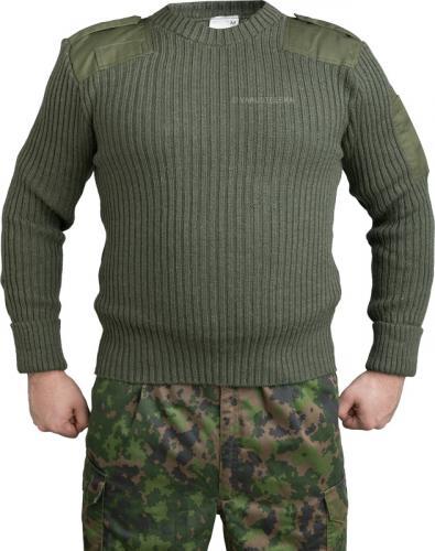 Finnish M83 officer's sweater