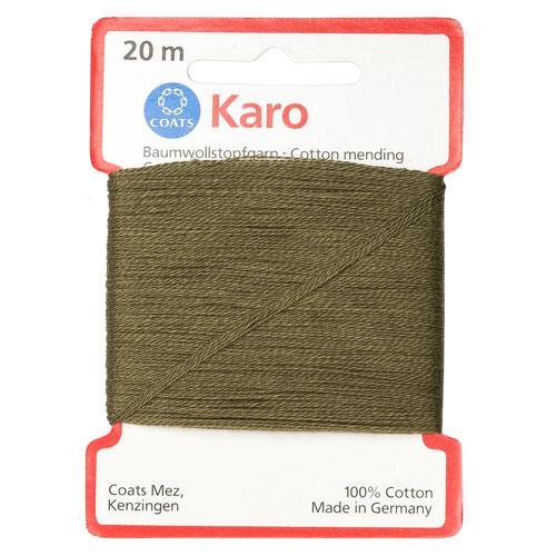 BW darning thread, 20 m, surplus