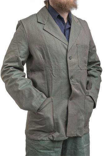Swedish prisoner jacket, surplus