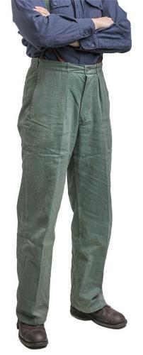 Swedish prisoner trousers, surplus