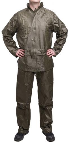 Mil-Tec light rain suit