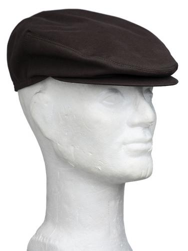 Särmä Worker Flat Cap, brown
