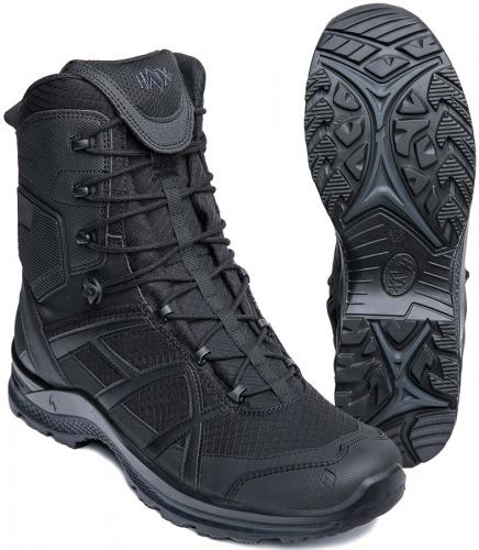 Haix Black Eagle Athletic 2.0 T High, Side Zipper