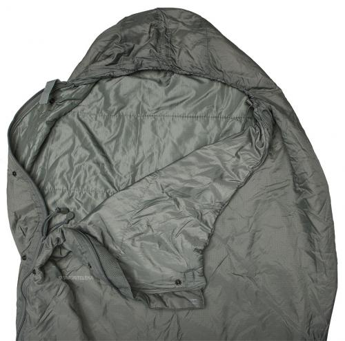 USA Army Military Black OD Green Patrol Modular Sleeping Bag Part of IMSS US GI