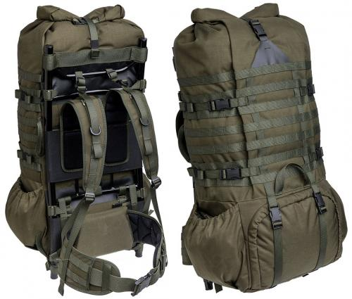 Särmä TST RP80 recon pack assembly and adjustment