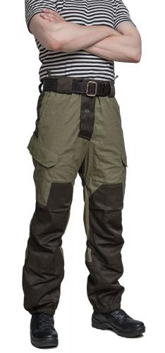Tactic-9 Gorka field trousers, brown