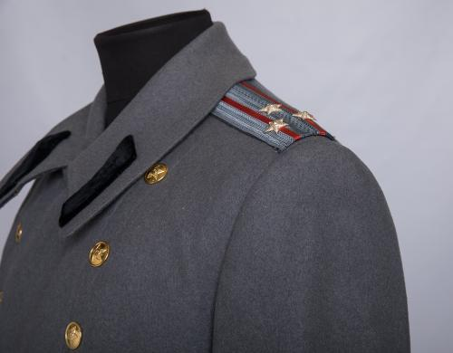 Soviet officer's greatcoat #5.