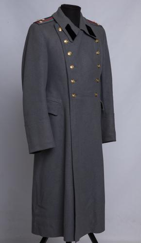 Soviet officer's greatcoat #5