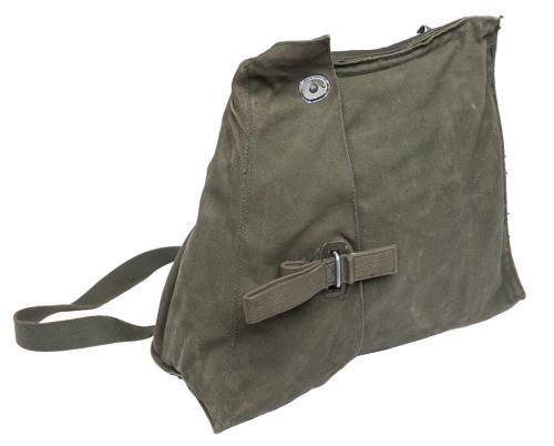 Swedish M51 gas mask bag, surplus