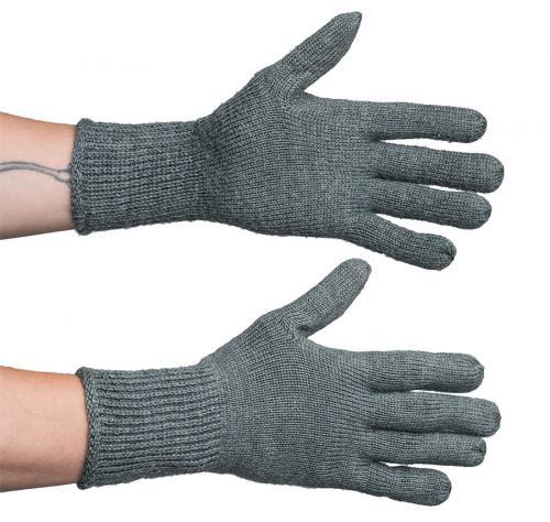 Swiss wool gloves, surplus