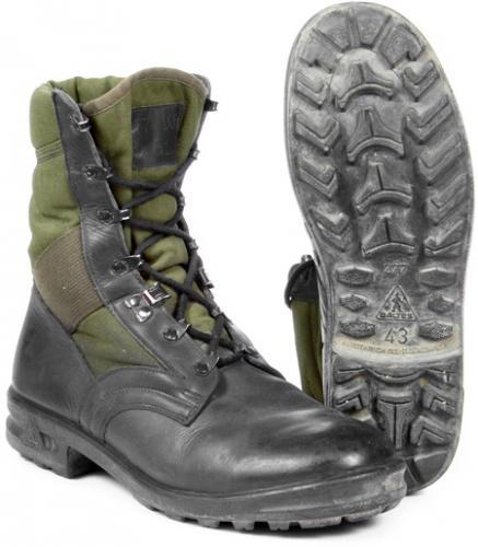 BW jungle boots, surplus