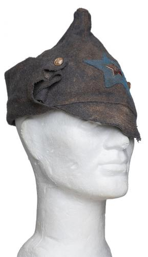 CCCP Budjonovka hat, movie prop.