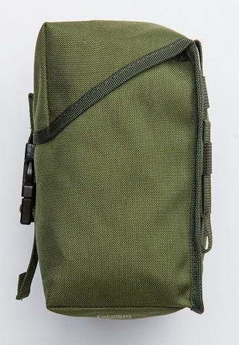 Lesotho Flag Crackled Design Messenger Bag