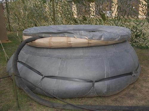 Soviet water pool / swimming pool, 5000 l, surplus, one-off item