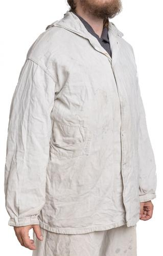 Finnish snow camo jacket, surplus