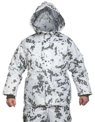 Inttistore M05 snow camo jacket