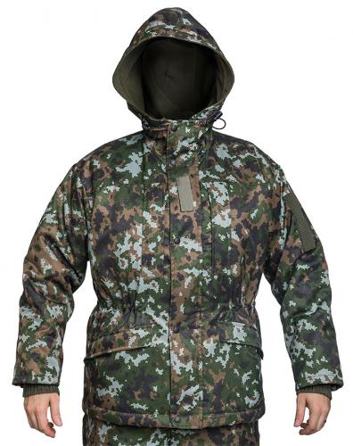 Inttistore M05 cold weather parka