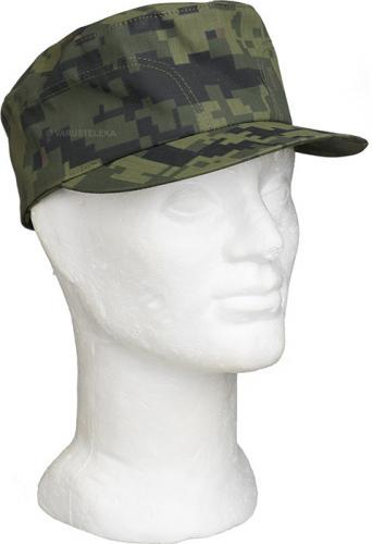 MP uniform field cap, MP/10 camouflage
