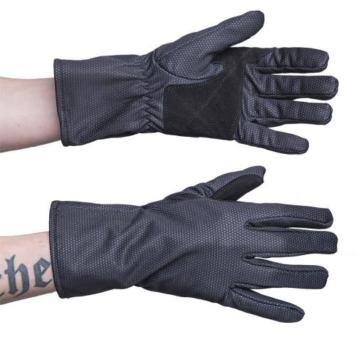 Dutch glove inserts, black, surplus
