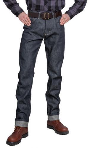 Särmä Raw Denim jeans, dark blue