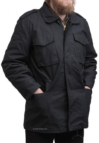 Tru-Spec M65 field jacket, with liner
