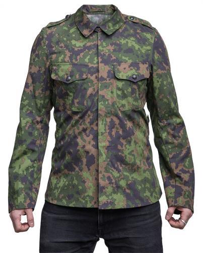 Särmä TST M36 Summer tunic, M05 woodland camo