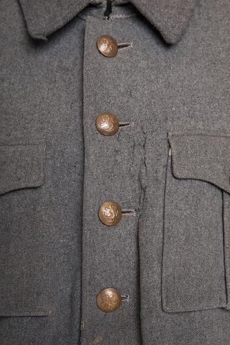 Finnish M36 wool tunic #1.