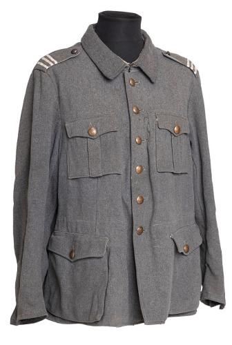 Finnish M36 wool tunic #1