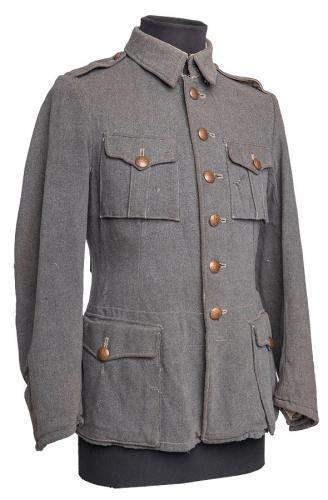 Finnish M36 wool tunic #2