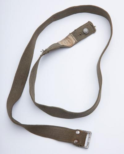 Finnish M39 sling, webbing model, surplus.